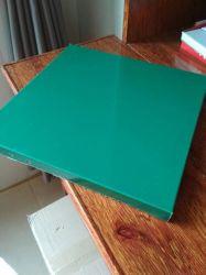PE/PVDF 4 volte che verniciano lamierino/lamiera di alluminio/di alluminio per rinnovamento domestico