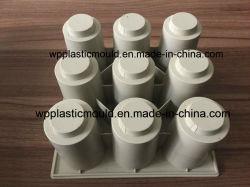 Moulage par injection de bloc de béton de ciment de tuyaux en acier du moule (GG1209-YL)