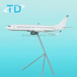 B737-800 120cm de resina modelo de avión a gran escala