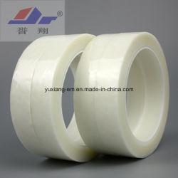 Клейкая лента электрической изоляции полиэстровой пленки (белая)