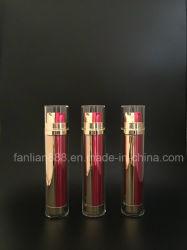Flacons de lotion Double-Barrelled acrylique pour les cosmétiques à l'emballage