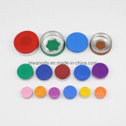 قارورة صغيرة مانع التسرب/حقن مضاد حيوي موانع تسرب الغطاء من الألومنيوم القابل للطي (بج)