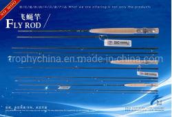 Fliegen-Rod-(BESTAC FLIEGEN Fischen), Fliegen-Fischen-Bandspule-Fliegen-Fischerei-Zeile