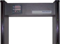 Wr-III de la porte du détecteur de métal, de la sécurité et de sécurité, de la machine de point de contrôle du détecteur de métal de répétition