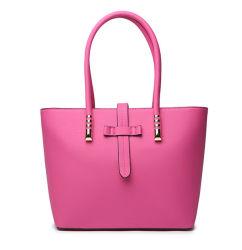 أحدث الأنماط السيدات جيدة الجودة تصميم PU حقيبة يد