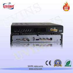 DVB-C Abv/Conax/Nstv MPEG-4/H. 264 HDのセット上Box/Receiver