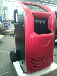 يشبع آليّة [رفريجرنت] إستعادة آلة لأنّ سيارة ورشة