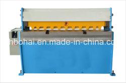 Serien-Miniguillotine-Schere der Bohai-Marken-Q11, fußbetätigte Schere