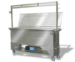 Ультразвуковой уборщик для шторок окна очищая с полоскать & Drying баком