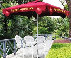 Promoción de la venta caliente al aire libre paraguas económico