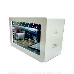 Yashi Personalizar a tela LCD transparente tamanho da porta do frigorífico