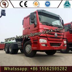 Prix par point chaud de la Chine Sinotruk 41-50HOWO 6X4 t LHD Rhd camion tracteur pour les nouveaux et utilisés