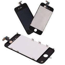 Замена ЖК сенсорный экран в сборе для оцифровки iPhone 4S