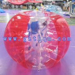 O PVC/TPU-Choques infláveis Ball / Bola Zorb humanos insufláveis para adultos e crianças, Bola de choques de futebol