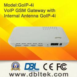Gateway GSM VoIP 4 canaux DBL avec antenne interne -GoIP-4I