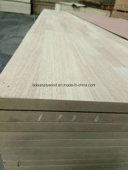 Placage naturel de qualité AAA MDF laminé avec Oak/Teck/Cherry/cendres face