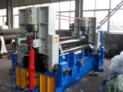 W11s-20*2500mm Hydraulische Rolling Machine met pre-Buigt de Machine van /Rolling van de Buigende Machine van /Profilr met Drie Broodjes