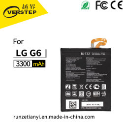 OEM новые LG Bl-T32 Внутренний аккумулятор для LG G6 3300Мач H870 H871 H872 Ls993 VS998