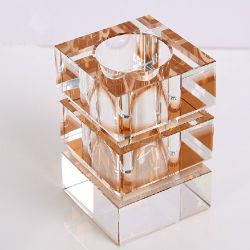 Verre en cristal magnétique personnalisée Porte-stylet
