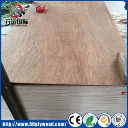 Linyi 12mm BB/CC Bintangor/compensato impiallacciatura del pino/betulla/Basswood/legname di Okoume per uso dell'imballaggio