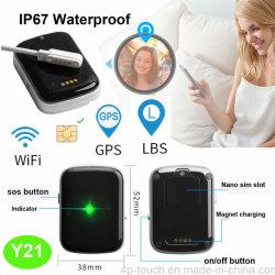 Nouveau dispositif de repérage GPS personnel avec étanches IP67 Y21