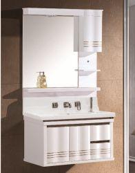 Montaje en pared de PVC de alta calidad de la vanidad de baño Muebles de Baño