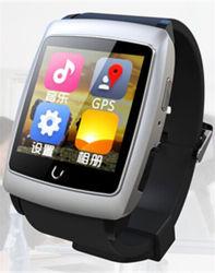 2015 Slim Horloge Bluetooth met de Drijver van WiFi/GPS/Androïde dubbel-Kern