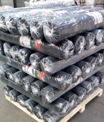 Tejida PP 100g de tejido de la cubierta de tierra con el informe de la prueba de SGS