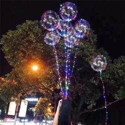 Hélium Ballon Clignotant LED gonflable de ballons en latex