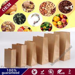 Het Pakket van het Baksel van de Bakkerij van de Zakken van de Verpakking van het Voedsel van het Suikergoed van de Gunst van de Partij van de Decoratie van het Huwelijk van de Houder van de Zak van de Gift van het Document van kraftpapier