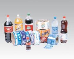 Autocollant adhésif colle thermofusible BOPP étiquette de bouteille à l'emballage