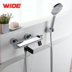 Mixer Van uitstekende kwaliteit van de Douche van het Bad van het Messing van het Handvat van de Badkamers van de luxe de Enige
