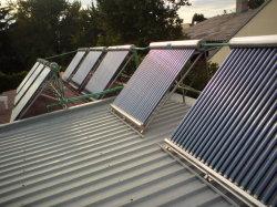 La presión no calentador de agua solar piscina para 3 personas familia
