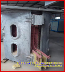 150kg forno de indução de Aço de Ferro Fundido