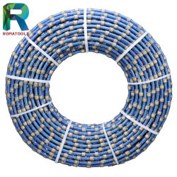 Multi-Wire Romatools Diamond Fils pour machine/Taille de la pierre