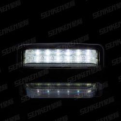 Super Bright 18W R65 LED 스트로브 플래싱 그릴 비상 경고 라이트