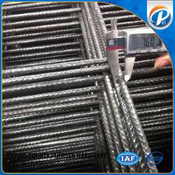 Stahlrippen-Ineinander greifen für das konkrete Gebäude, das Ineinander greifen verstärkt