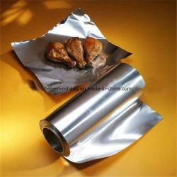 Empaquetado de alimentos del hogar barbacoa Horno de cocción de lámina de aluminio de uso