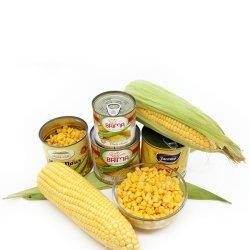 고품질을%s 가진 통조림으로 만들어진 단 옥수수
