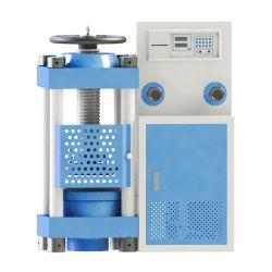 Tbtctm-2000N het Testen van de Compressie van de Digitale Vertoning Hydraulische Machine