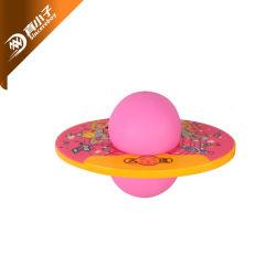 Bal van de geschiktheid Bouncy van pvc van het Stuk speelgoed van kinderen de Opblaasbare Plastic voor Sportieve Gymnastiek