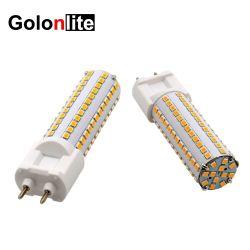 Maíz 15W de luz LED 12W 10W Bombilla LED G12.