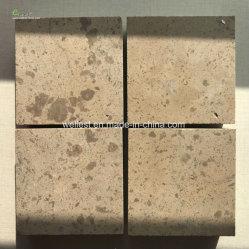 Beige Kalksteen van de Room van Mocha van de Betonmolen van de Vloer van de lage Prijs het Natuurlijke
