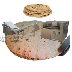 Automatische Lijn van de Lopende band van het Brood van het Pitabroodje van de Pers van het Brood van de tortilla de Arabische Voor het Arabische Maken van het Brood