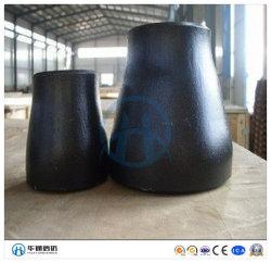 Raccord de tuyau en acier inoxydable ANSI sch80 SS316 Réducteur excentrique concentriques en acier au carbone