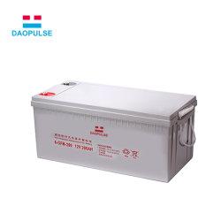 Batería de plomo ácido de chatarra Super seco 12V200Ah batería agotada para autos