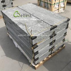 G302 Graniet Alle Kant Gevlamde Grote Stappen van het Graniet van het Blok van de Grootte