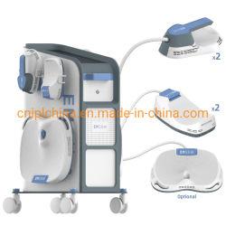 A refrigeração a ar Professional EMS estimulador muscular Barriga Slim Ganho muscular Tesla perda de gordura corporal Máquina Slimminging Emslim