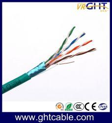 Réseau Câble /Cat5e FTP/ 24AWG Copper Conductor/ Lan Câble /haut Vitesse