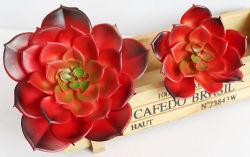 Innenministerium-Schreibtisch-dekorative BonsaisFauxsucculents-künstliche Pflanze